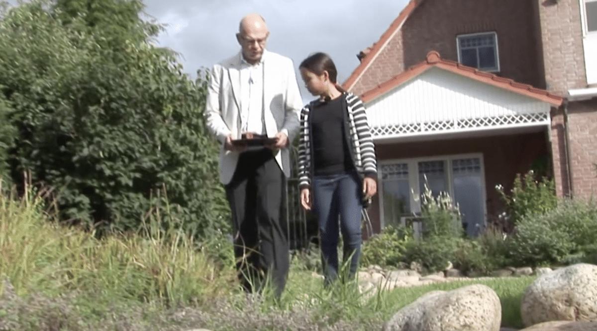 Feng Shui im Garten mit Mark Sakautzky