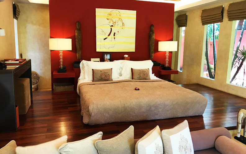 Use the Kua number system to determine auspicious direction for your bed. Foto © M. Sakautzky