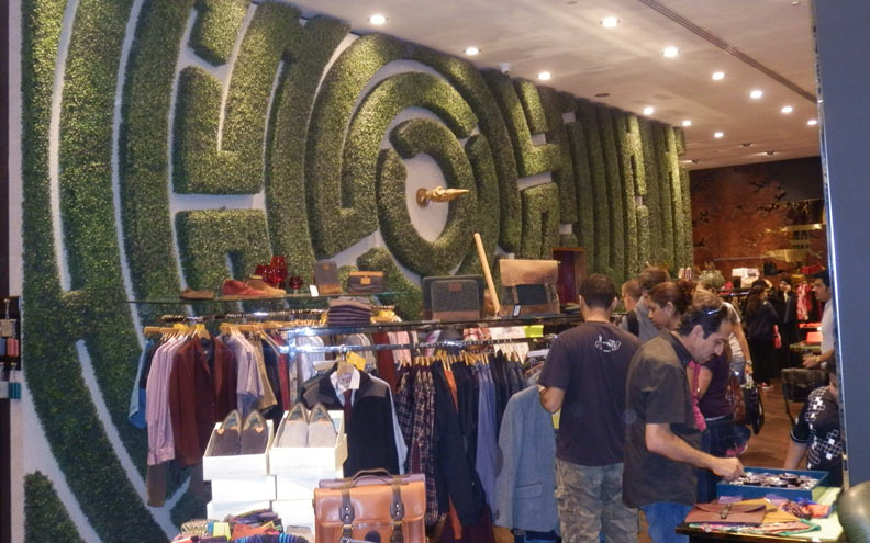 Feng Shui in retail and shop design is a very specialized skill